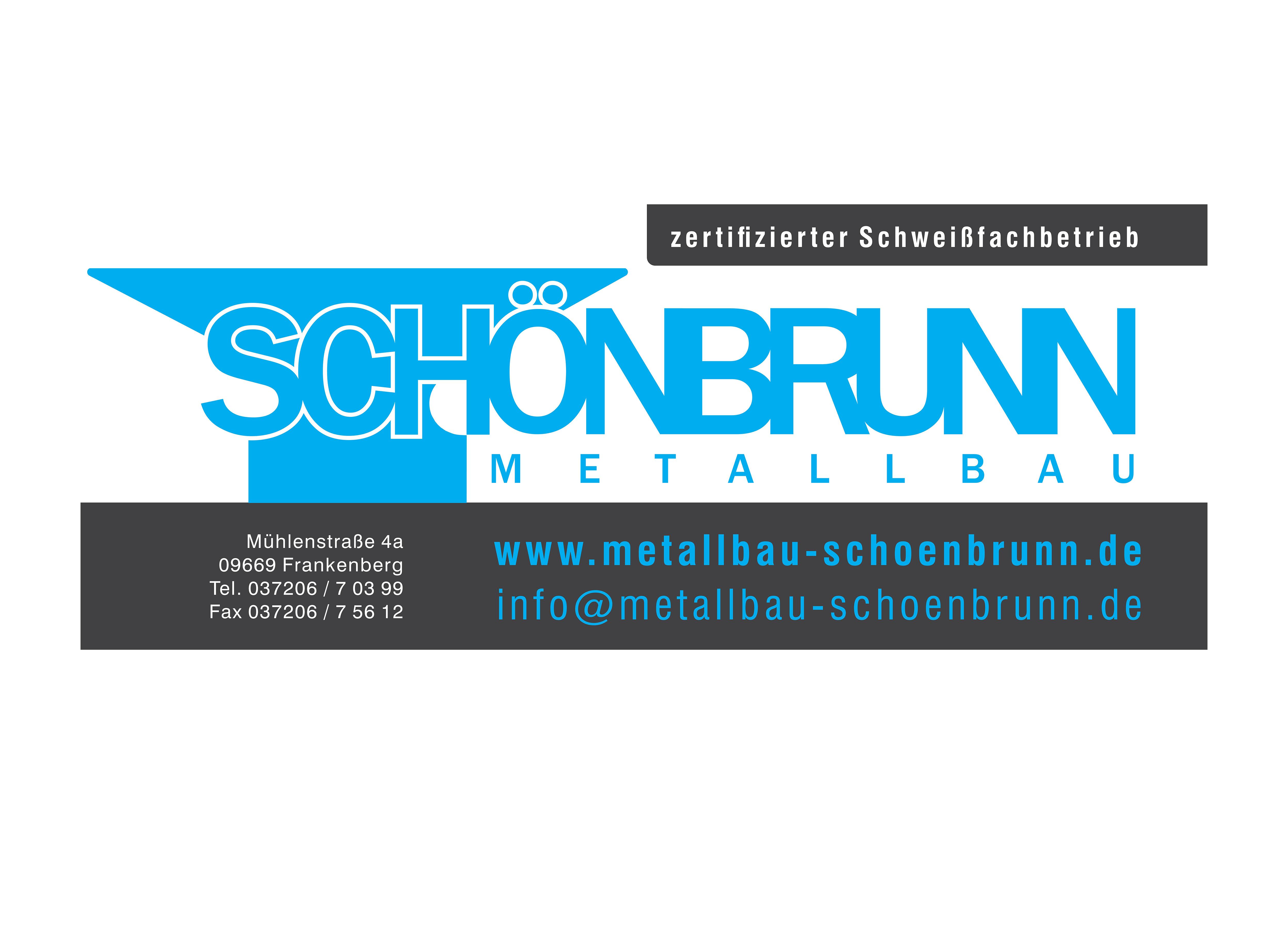 Metallbau Schönbrunn